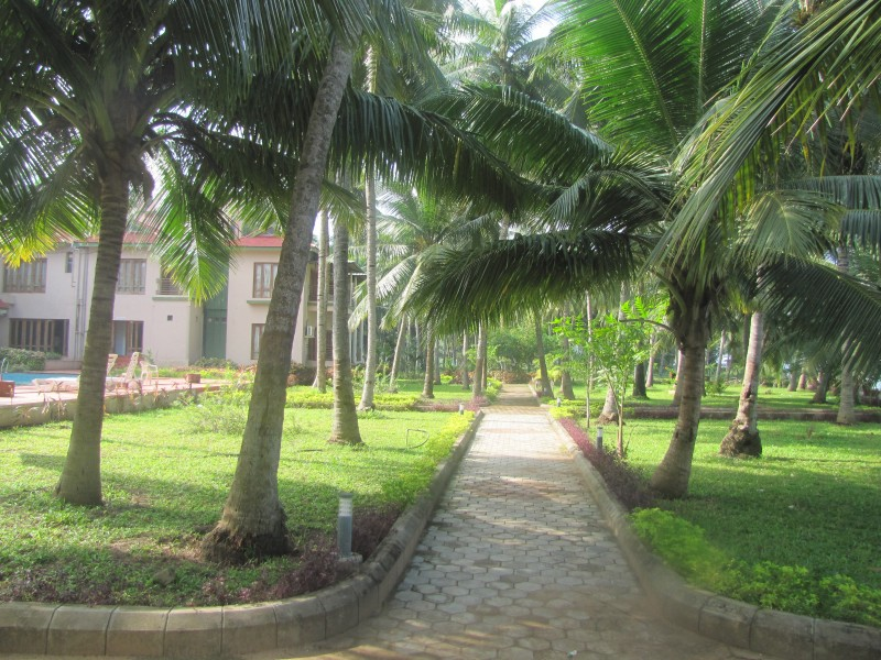 Dindi Resort, Chinchinada village