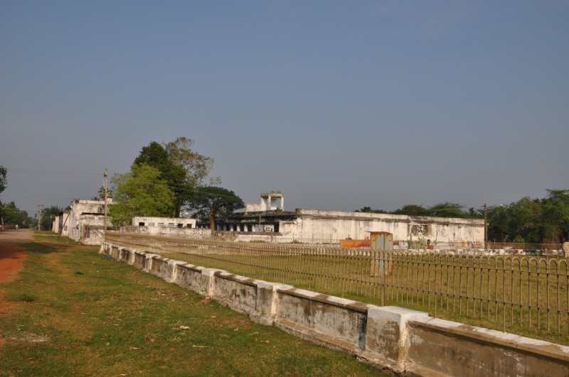 Bandar Fort Full view, machilipatnam