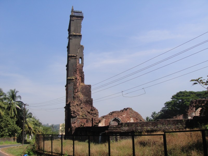 The remains of World Heritage, Goa