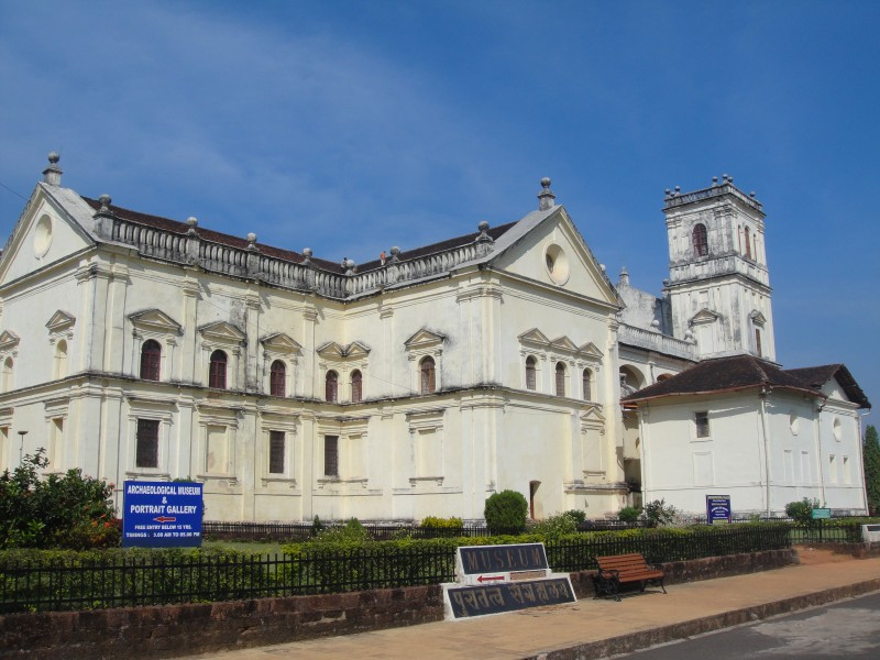 Historic Heritage of Goa