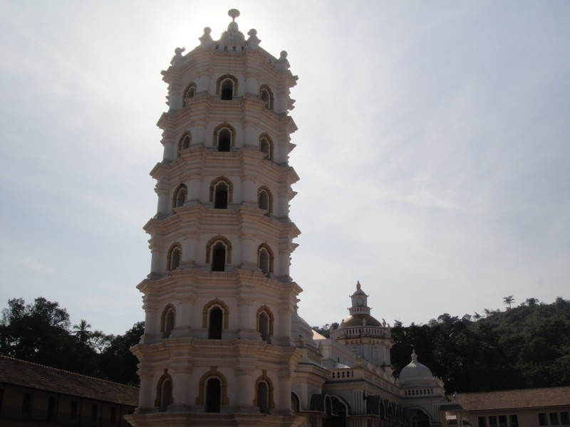Mangeshi Temple, South Goa
