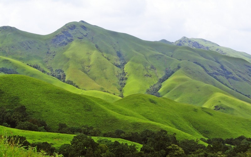 kudremukh landscape photos