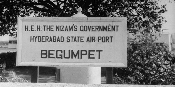 BEGUMPET AIRPORT