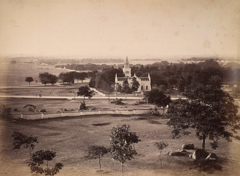 SCOTCH KIRK AND CEMETERY, SECUNDERABAD