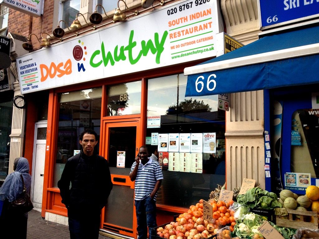 Dosa n Chutny in Tooting