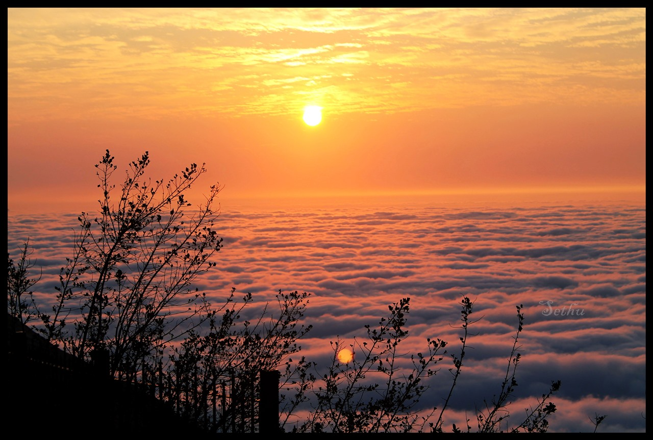 Sunrises Wallpapers - Sunrises Pictures From The Above ...